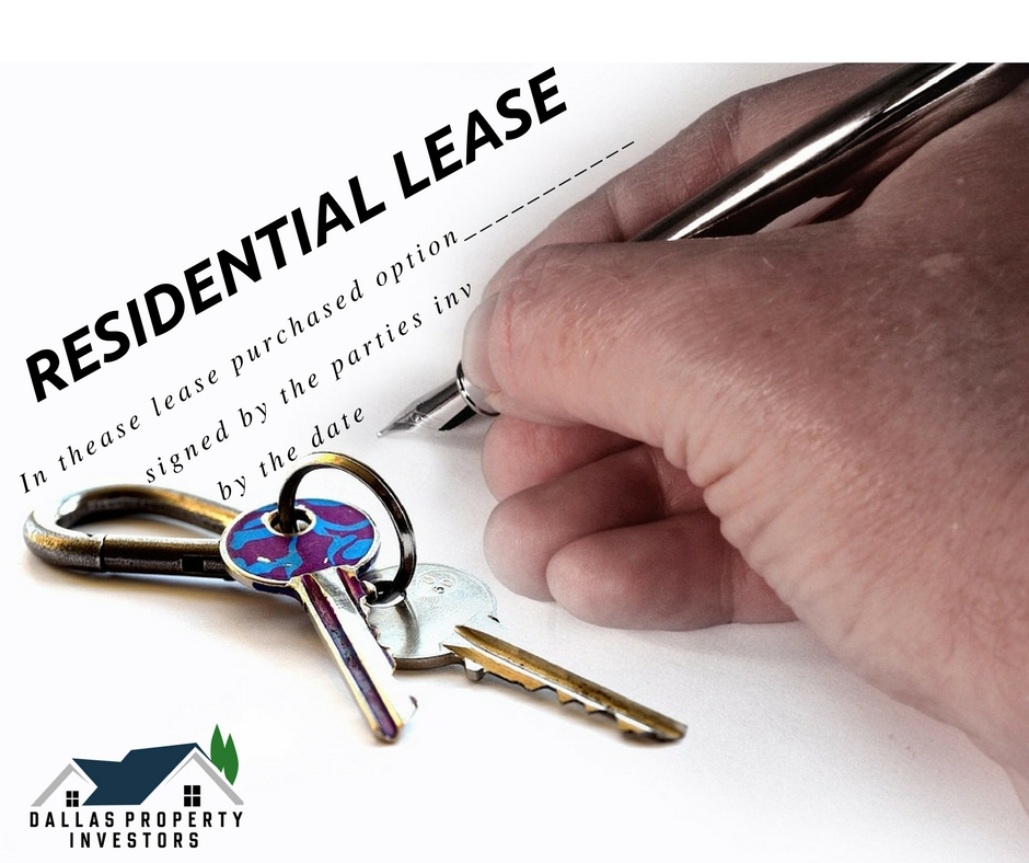 Dallas-Property Investors-Lease- Options