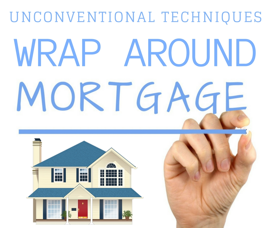 Dallas-Property Investors-wrap around-morgage
