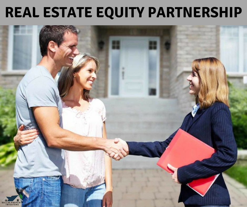 Dallas Property Investors. Equity Partnership