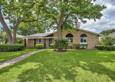 Dallas property Investors Carrollton Flip - Staging