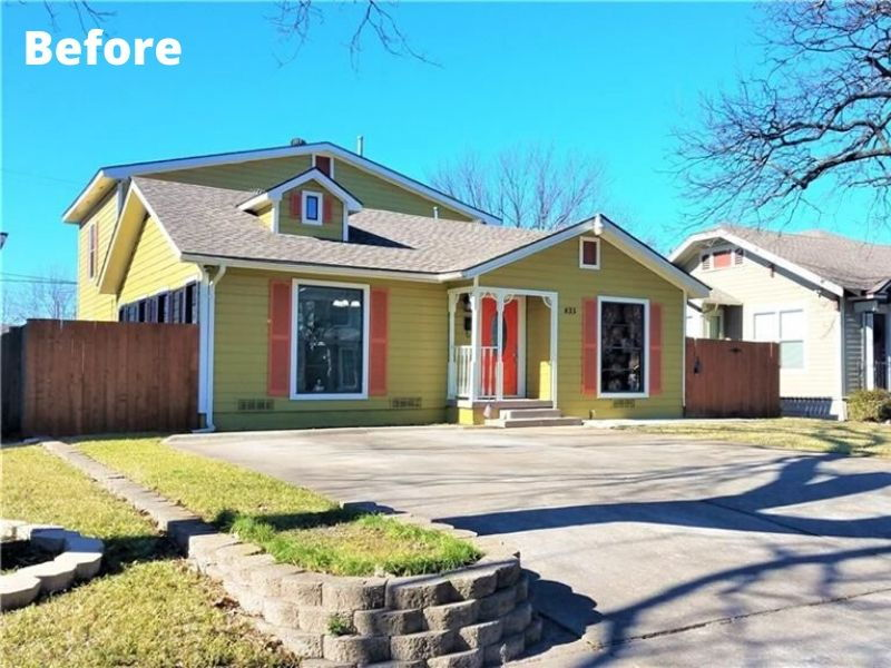 Dallas Property Investors Before