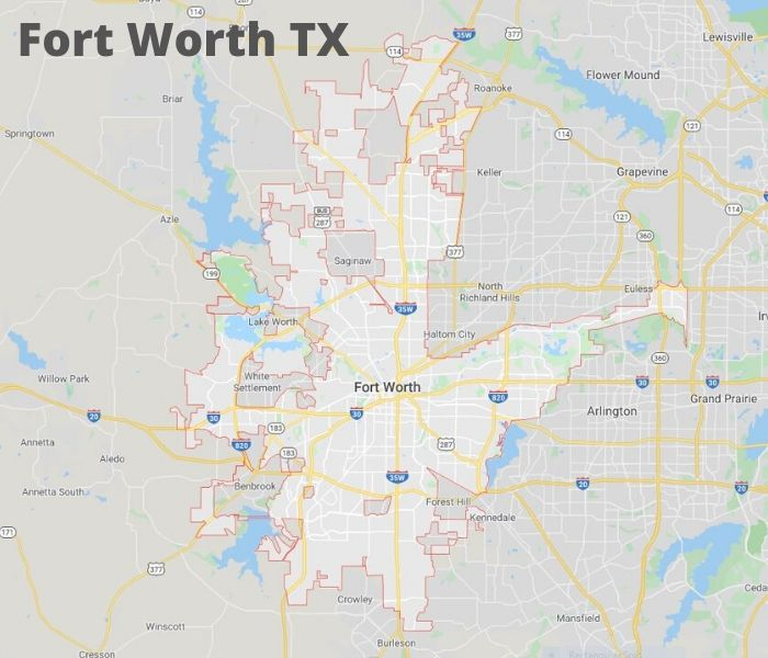 Dallas-Property-investors-map-Fort-Forth-TX