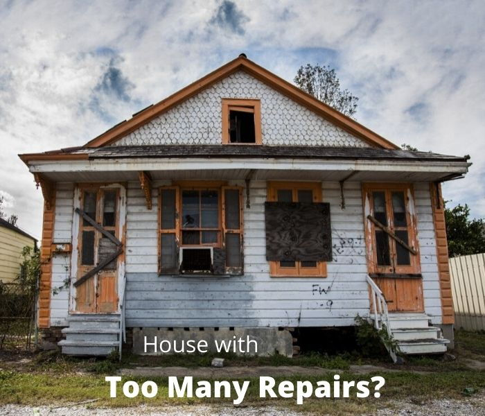 Dallas Property Investors - Too many Repairs?
